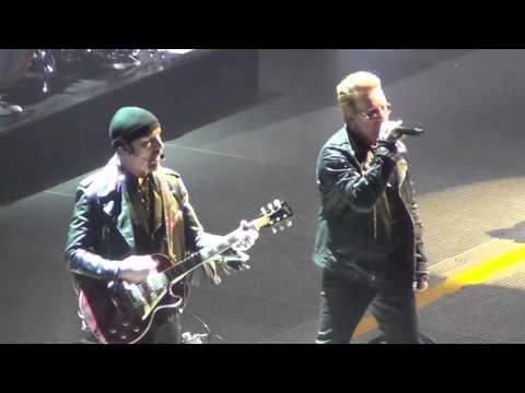 U2  Ericsson Globe Arena  Stockholm 22-09-15