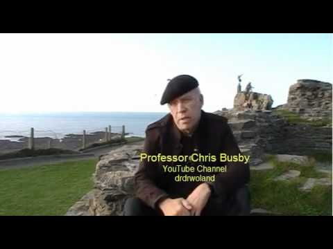 Professor Chris Busby on suplements to block radiation from Fukushima
