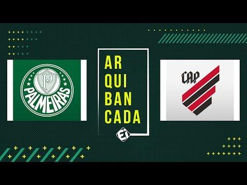 PALMEIRAS X ATHLETICO-PR (NARRAÇÃO AO VIVO) - BRASILEIRÃO 2019