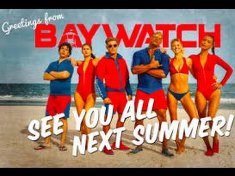[Trailer 2] Baywatch 2017 .Dwayn johnson and zac efron movie.