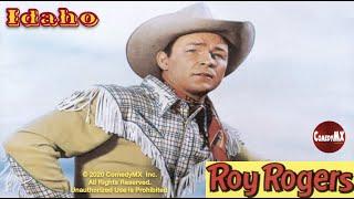 Idaho (1943) | Full Movie | Roy Rogers | Smiley Burnette | Bob Nolan | Joseph Kane