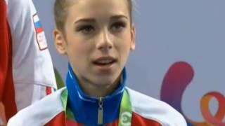 Женская акробатическая пара из Ярославля завоевала золото Всемирных игр в Польше