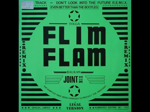 Tolga Flim Flam Balkan ‎– The Best Of Joint Mix (CD Remix)
