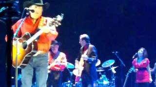 GEORGE STRAIT--Blue Clear Sky--Jacksonville--1-28-2011