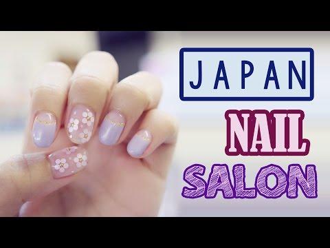NAIL SALON IN JAPAN | LOBAL | KimDao in JAPAN