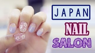 NAIL SALON IN JAPAN | LOBAL | KimDao in JAPAN