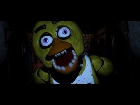 Five Nights At Freddy S Quot Chica And Bonnie Quot Glitch Youtube