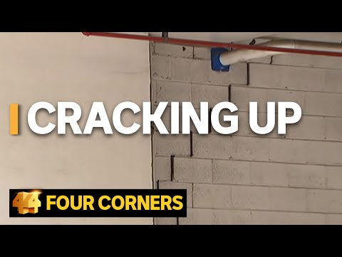 Cracking Up: Investigating Australia&39;s apartment building crisis  Four Corners
