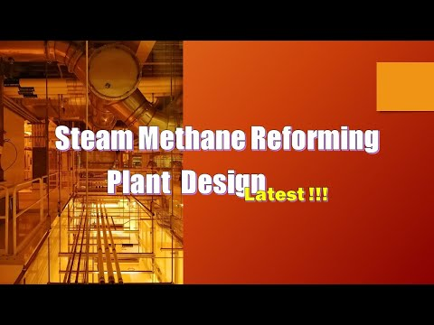 Latest Steam Methane Reforming Plant Design With Industry Scale