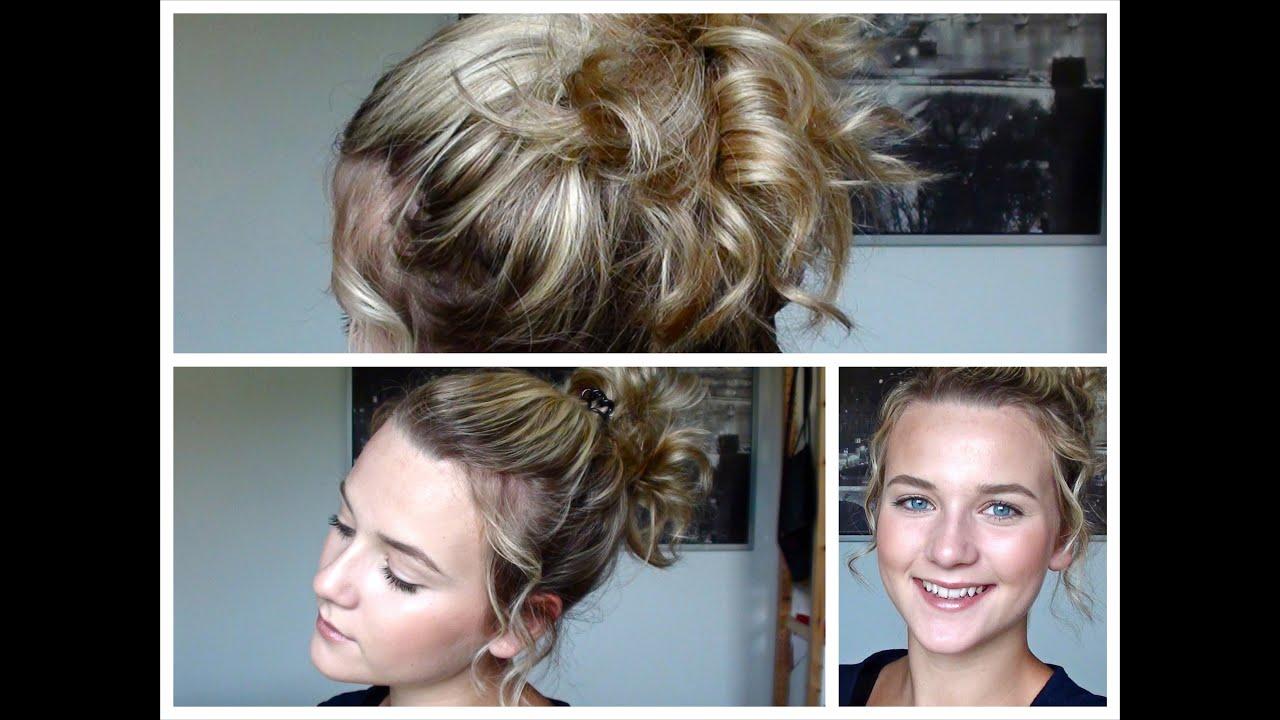 ideer til opsætning af kort hår