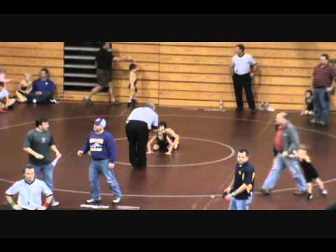 Jake Gibbs 2010 Wrestling