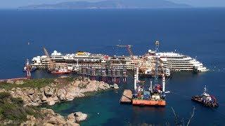 My Trip to Isola del Giglio | Costa Concordia Tour