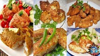 Как Приготовить Рыбу в Кляре - 6 Лучших Вкусных Рецептов !