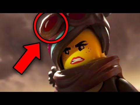 LEGO MOVIE 2 Breakdown! Easter Eggs & Hidden Jokes Revealed!