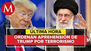 Irán Emite Orden De Arresto Contra Trump Por Muerte De General Soleimani
