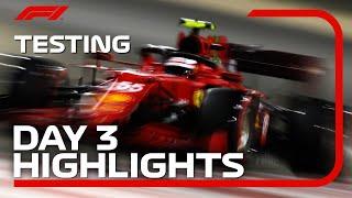 Day 3 Highlights | 2021 Pre-Season Testing