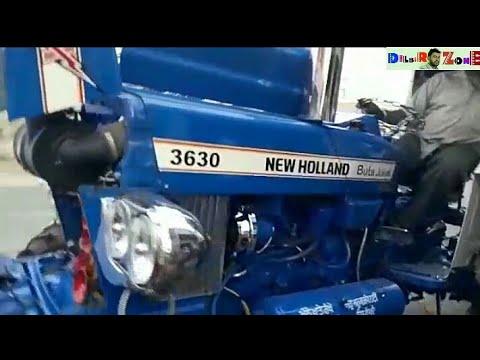 2018/ Anandpur Sahib Tractor ModifiedLuxury New Holland ,Hola Mohalla 2018 Anandpur Sahib