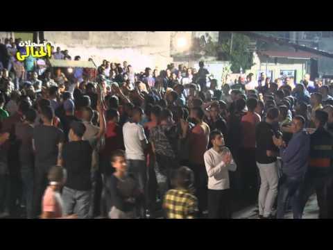 الفنانين هاني وعوني شوشاري استقبال تامر الايراني مخيم نورشمس 2016HD (تسجيلات الجبالي)