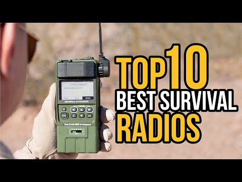 Best Survival Radios To Buy in 2021