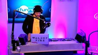 Walshy Fire des Major Lazer est l'invite du Before Party Fun (130919)
