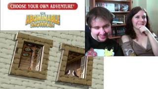 Let's Play Choose Your Own Adventure: The Abominable Snowman - Part 3