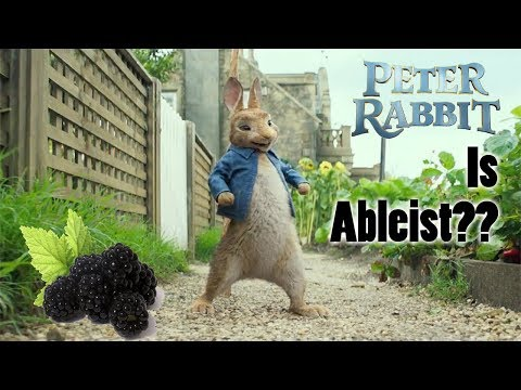 Peter Rabbit Blackberry Bully Scene Angers Advocates