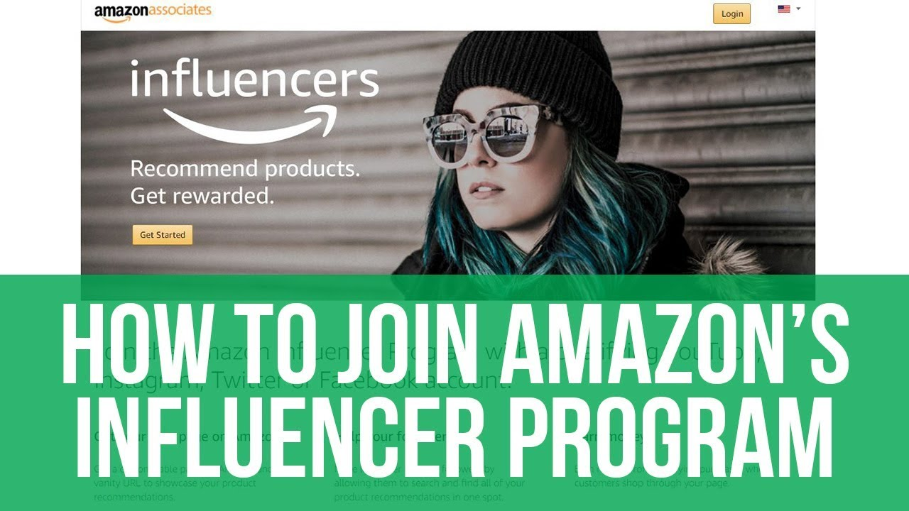 how to become an affiliate for amazon