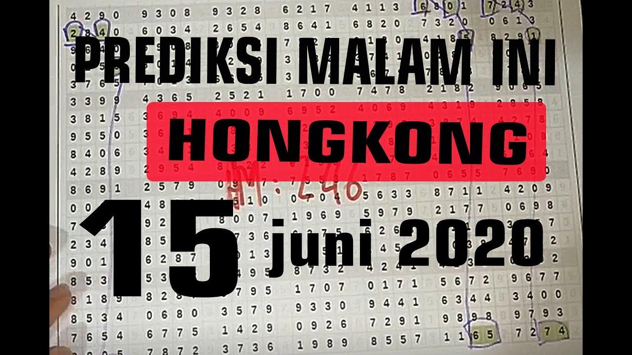 Prediksi HK malam ini   15/6 Hongkong 2020 - YouTube