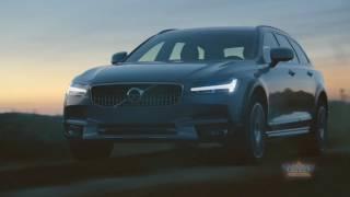 2017 Volvo V90 Cross Country Launch Film