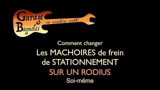 ✅ Rodius frein stationnement ⏩ version courte