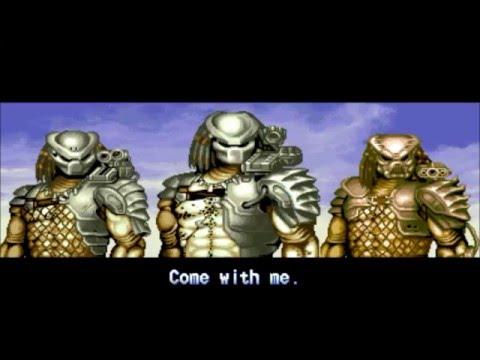 Alien Vs Predator Arcade playthrough (Arcade/Capcom/1994)