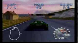 Automobili Lamborghini (N64) - Arcade Basic Series - 6:04.02