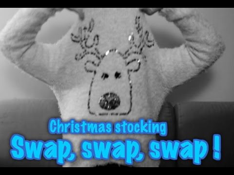 Unboxing #20 | Swap Christmas Stocking