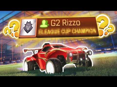 ONE OF THE RAREST TITLES IN ROCKET LEAGUE