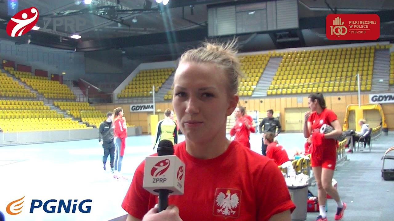 Katarzyna Janiszewska: Potrzebujemy wsparcia kibiców
