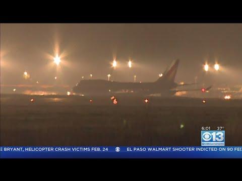 Another Coronavirus Evacuation Flight Arrives At Travis AFB