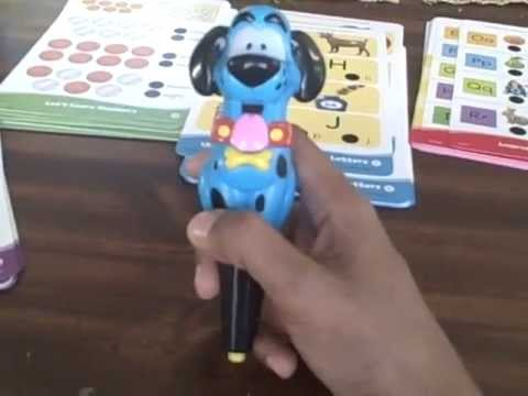 Hot Dots Jr Getting Ready For School Youtube