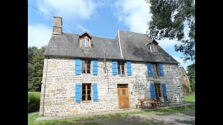 Beautiful stone farmhouse in Normandy countryside (UNDER OFFER)