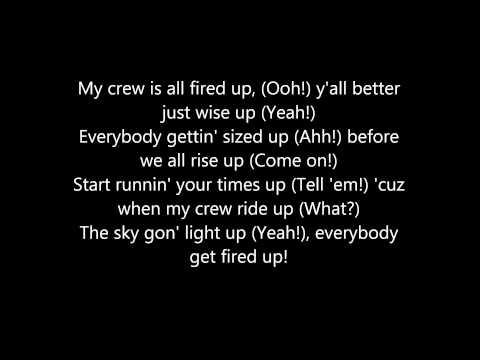 Hush - Fired Up With Lyrics (HQ)