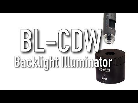 Dino-Lite BL-CDW Backlight Illuminator (Bright Field / Dark Field)
