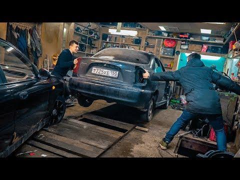 Криворукие мастера починили Chevrolet Lanos!