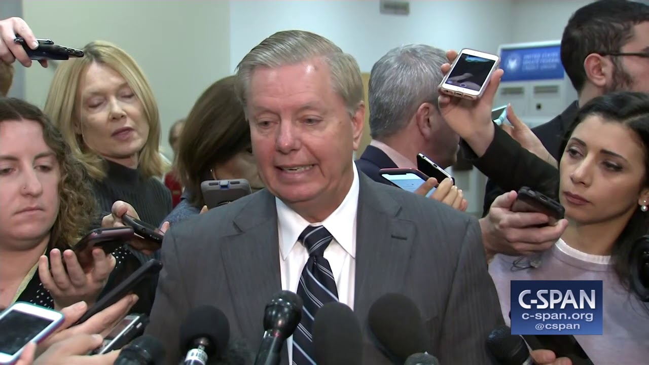 Sen. Graham on CIA briefing (C-SPAN)