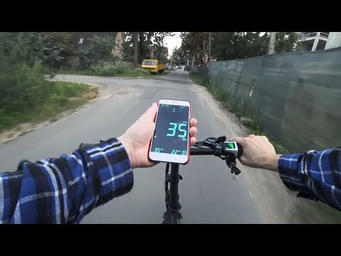 Электровелосипед vs электросамокат