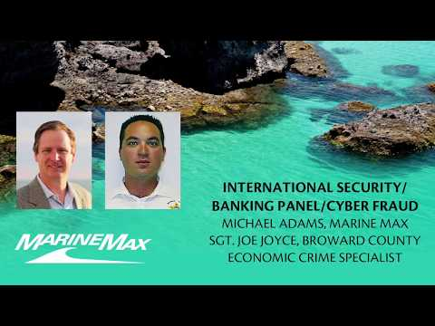International Security/Banking Panel/Cyber Fraud
