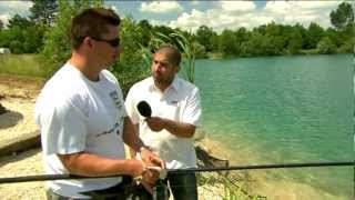 Particle & Boilie Fishing at Gigantica