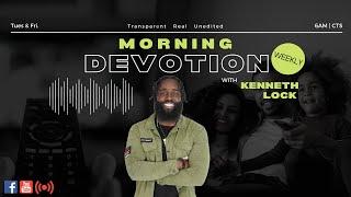 Morning Devotional | Kenneth Lock | Evolve Church screenshot 3