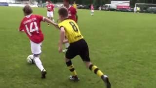 U14 (Jhg2003) 1. FSV Mainz 05 vs Borussia Dortmund 0:0; KALKAN Cup Aschaffenburg 26.06.2016