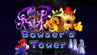 Mario Party: Island Tour - Bowser's Tower: Mario (Floor 01 to Floor 17)