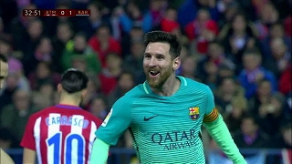 Lionel messi vs atletico madrid (away) cdr 16-17 hd 1080i by irammessitv