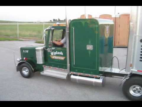 Jordan Amp His Mini Truck Revisited Wmv Youtube